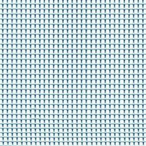 Siatka p/owadom mosquito plus biała 1.0m*50mb oczko 1.2mm