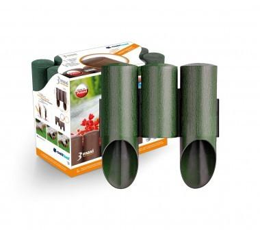 Palisada ogrodowa 3 standard 2,1mb maxi zielona