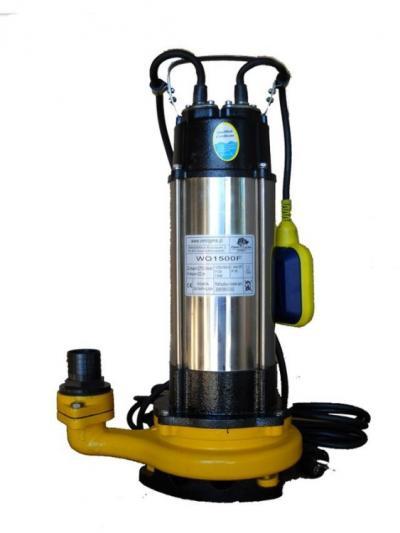 Pompa zatapialna wq 1500f 1500w 230v