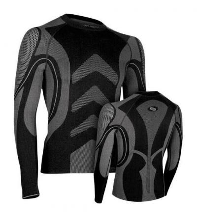 Koszulka termoaktywna, długi rękaw brubeck uu-brupro_bs m
