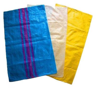 Worek polipropylenowy 65*105cm niebieski 76g