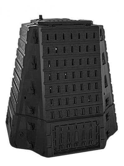 Kompostownik biocompo 900 l czarny