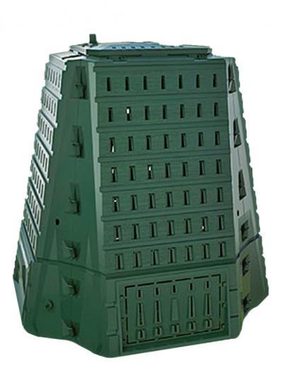 Kompostownik biocompo 900 l zielony leśny