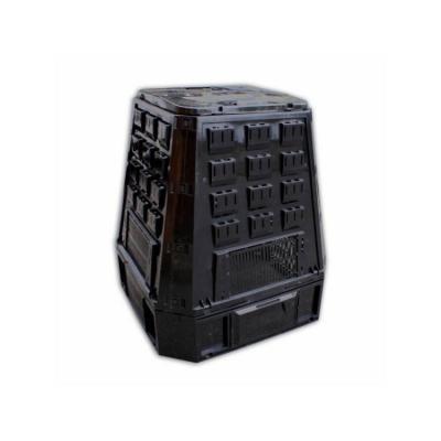 Kompostownik evogreen 630 l czarny