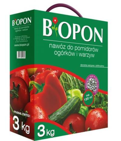 Nawóz do pomidorów, ogórków i warzyw 1 kg