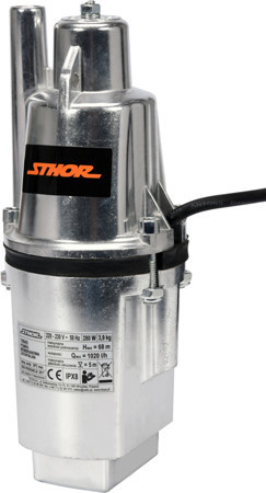 Pompa membranowa - głębinowa zatapialna 280w 79943