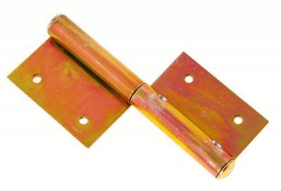 Zawias ocynkowany drzwiowy 100 mm