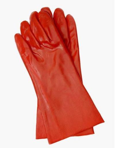 Rękawice pcv długie rpcv 35cm pp-irwin, maper