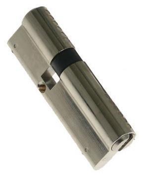 Wkładka asymetryczna dragon nikiel z atestem 35/40mm wp30