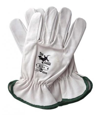 Rękawice ze skóry koziej licowej rlcs+/corona