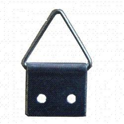 Uchwyt trójkątny łamany 18mm