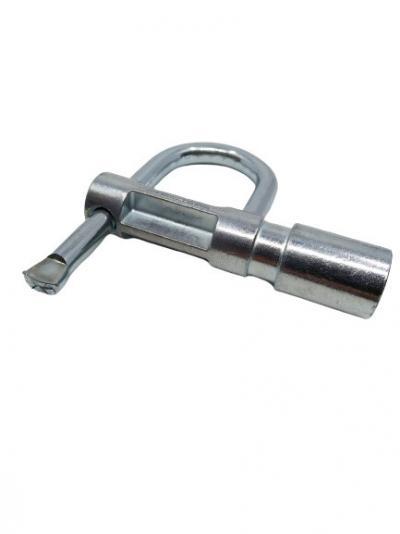 Kłódka energetyczna t9 (trójkat) 9mm