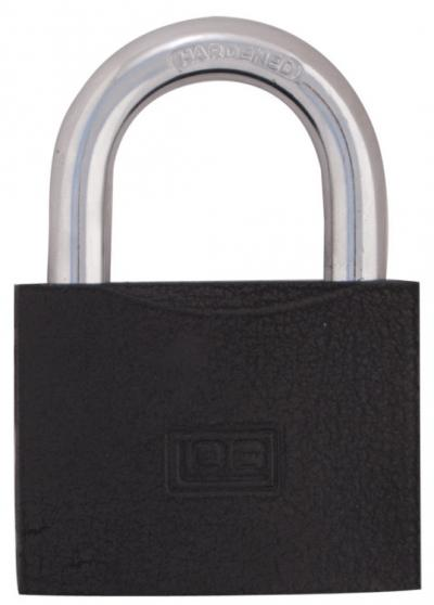 Kłódka żeliwna, zatrzaskowa kss60 - 3 klucze