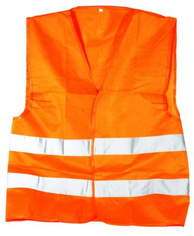 Kamizelka odblaskowa pomarańczowa l
