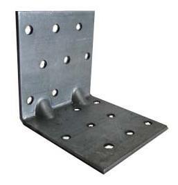 łącznik budowlany z przetłoczeniem 100*100*60*2.5mm