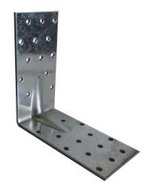 łącznik budowlany z przetłoczeniem 120*120*60*2.5mm