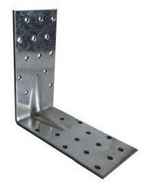 łącznik budowlany 90*90*65*2.0mm z przetłoczeniem lekki