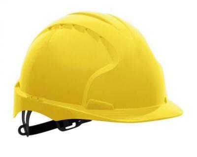 Jsp hełm ochronny kas-evo-3 y żółty