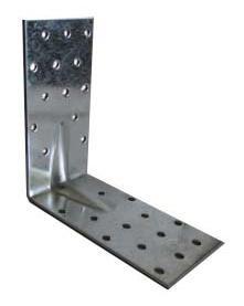 łącznik budowlany z przetłoczeniem 90*90*65*2.5mm