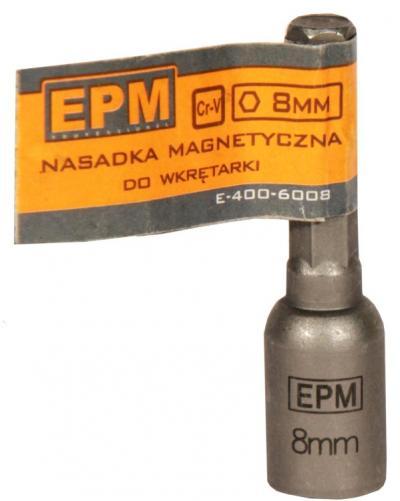 Końcówka magnetyczna do wkrętarki 1/4 8*48mm