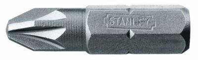 Końcówka pozidriv uchwyt 6-kąt 1/4 pz1/25mm, szt.25 [p]