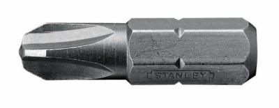 Końcówka pozidriv pz3/25mm, uchwyt 6-kąt 1/4 szt.25 [p]