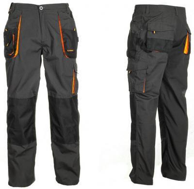 Spodnie ochronne do pasa classic 58/186/108