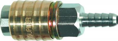 Szybkozłączka do kompresora z wyjściem na wąż 7mm