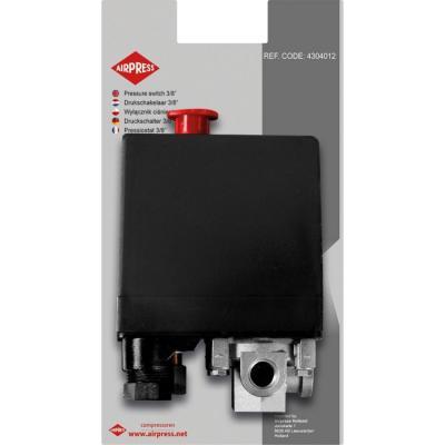 Wyłącznik ciśnieniowy 1/4'''' 400v 6 bar