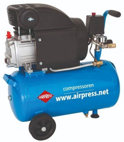 Kompresor olejowy 24l hl 310-25