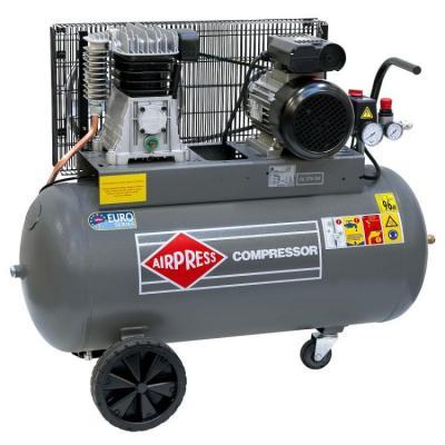 Kompresor olejowy 90l hl 375-100 pro 230v