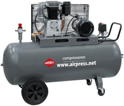 Kompresor tłokowy 270l hk 650/270 pro