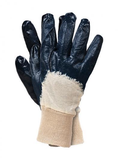 Rękawice nitrylowe olejoodporne 440 rnitns, aret, pp024