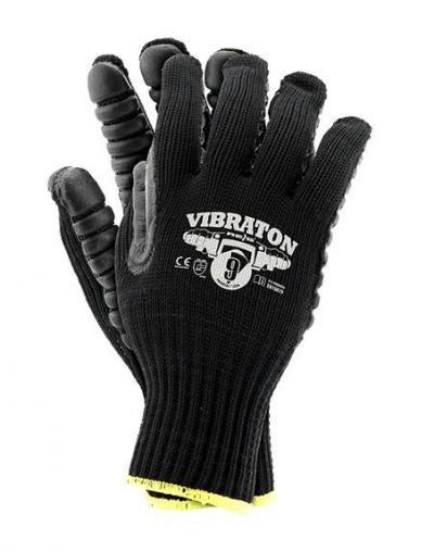 Rękawice antywibracyjne vibraton rozmiar 9