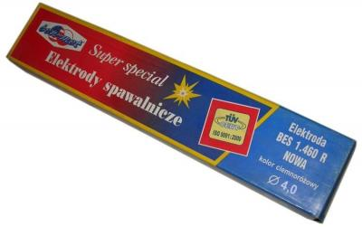 Elektroda rutylowa bes 1.460r 2.5*350mm 4kg