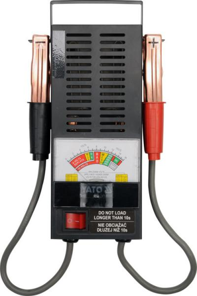 Tester akumulatrorów 12v cyfrowy