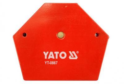 Spawalniczy kątownik magnetyczny 111*136*24