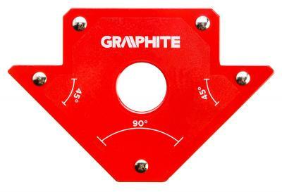 Spawalniczy kątownik magnetyczny 102*155*17mm udźwig 22,7kg