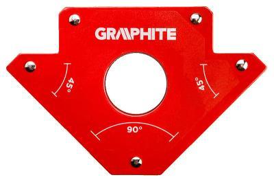 Spawalniczy kątownik magnetyczny 122*190*25mm udźwig 34kg