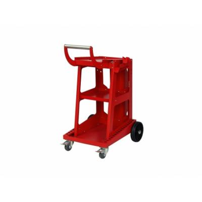Wózek uniwersalny ideal 4-kołowy 3-półki