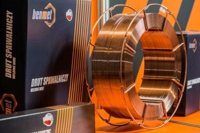 Drut spawalniczy benmag sg2 0.8mm op. 5kg