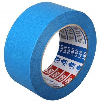 Taśma niebieska 48mmx33m Kaem