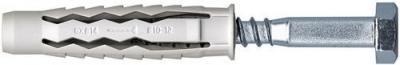 Dybel universalny wkręt łeb sześciokątny gxs 10/60mm