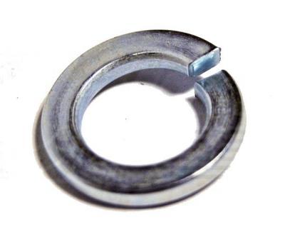 Podkładka sprężynowa ocynkowana din 127 16mm
