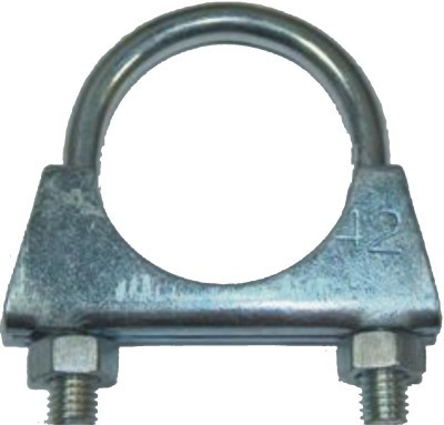 Cybant uchwyt do rur an-0116 m8 28.5*59mm
