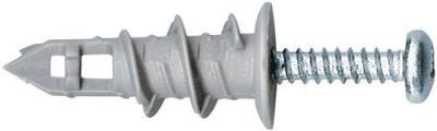 Dybel driva wkręt z nacięciem krzyżowym drp-w 12/10/30mm