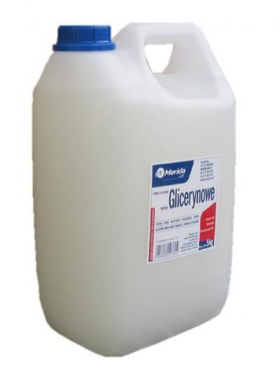 Mydło w płynie glicerynowe białe 5kg