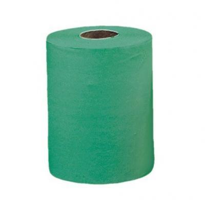 Czyściwo papierowe zielone klasik 400m zgrzewka 2 szt