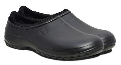 Buty piankowe eva, pantofel z siatką rozmiar 43