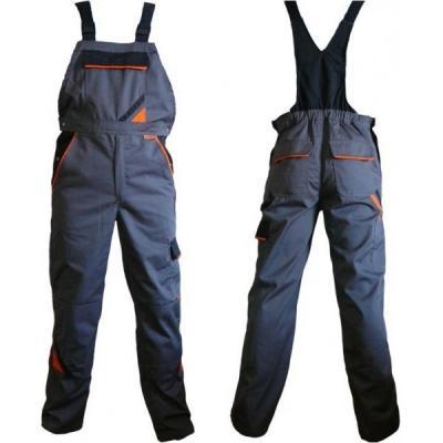 Spodnie ochronne ogrodniczki professional 64/197/128